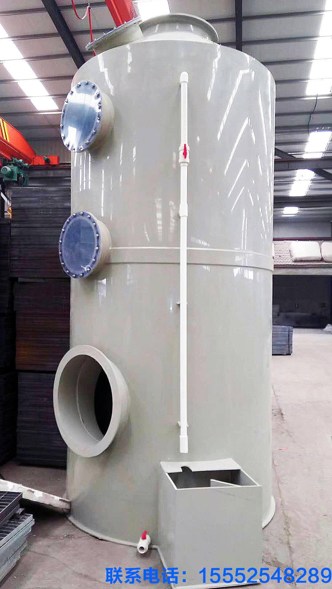 喷淋塔设备-山东喷淋塔厂家