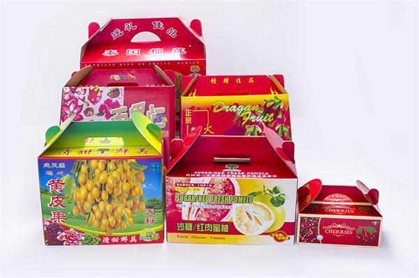 彩印纸箱包装厂家