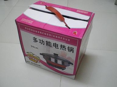 彩印包装纸箱