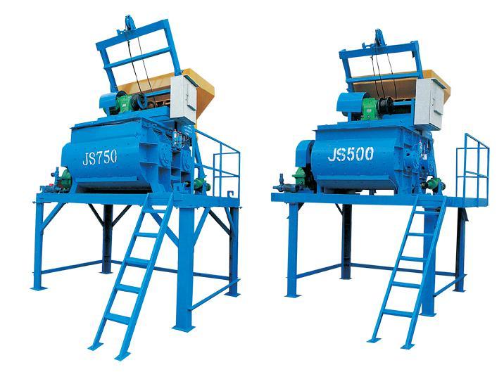 搅拌机 JS500/JS750