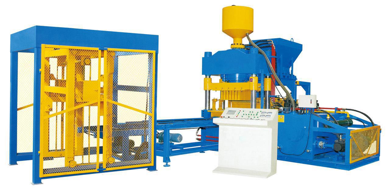 全自動液壓成型機 ZPY-4000
