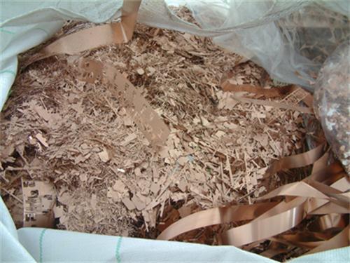 金属角料回收