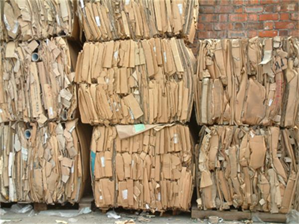 废纸箱回收
