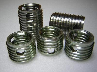 302型鍍彩鋅自攻螺套