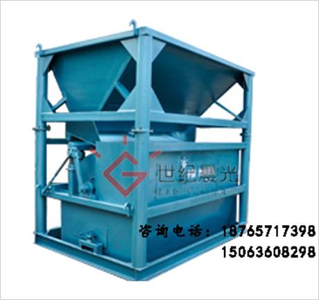 磁铁矿干式磁选机