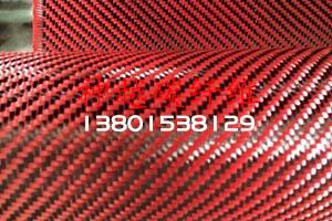 碳纤维混编布