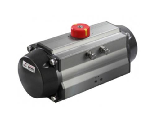 GT角行程气动活塞式执行器