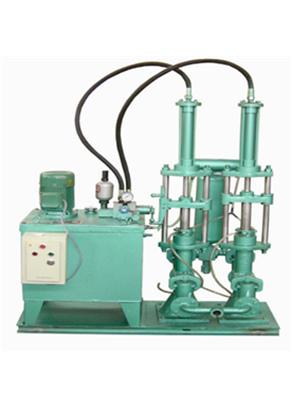 双缸液压柱塞泵