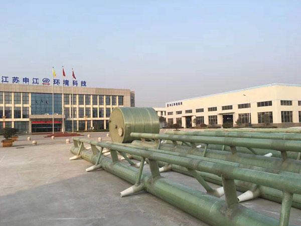 玻璃钢曝气管道厂家