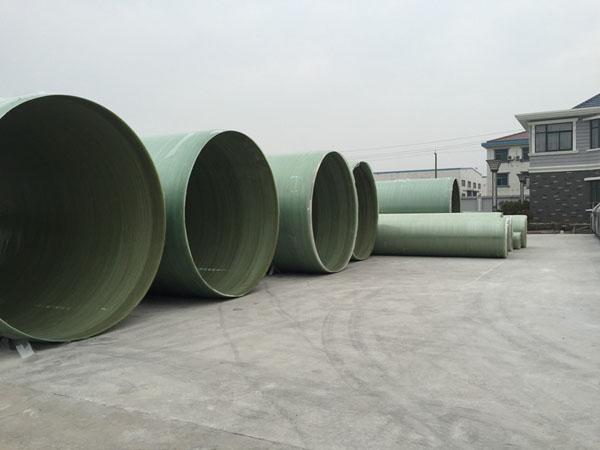 玻璃钢排水管