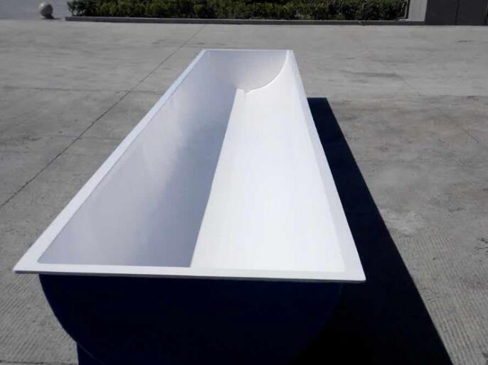 玻璃钢塑化槽