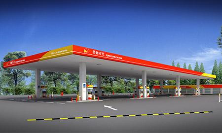 民营加油站建设