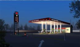 加油站工程施工材料