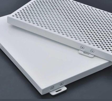外墻氟碳鋁單板