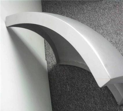 單曲氟碳鋁單板