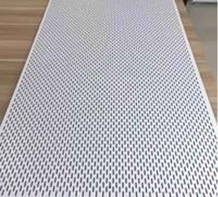 200mm冲孔铝条板