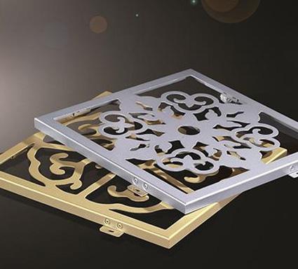 雕花氟碳鋁單板
