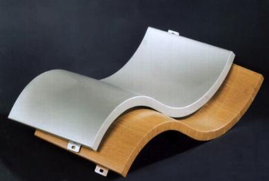 异型氟碳铝单板