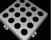 沖孔鋁單板