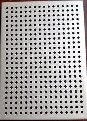 穿孔鋁單板