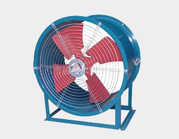 SF系列低噪声轴流风机