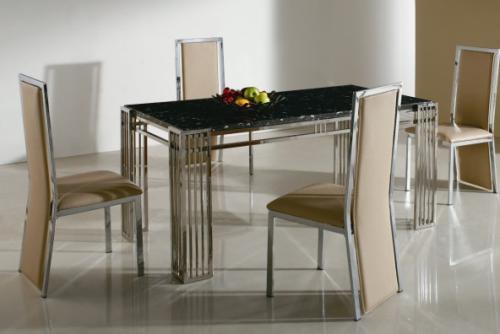 重庆不锈钢桌椅