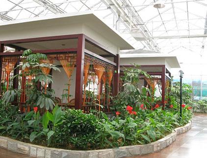 潍坊生态农业温室
