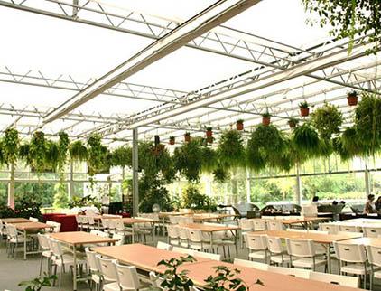 山东生态农业温室
