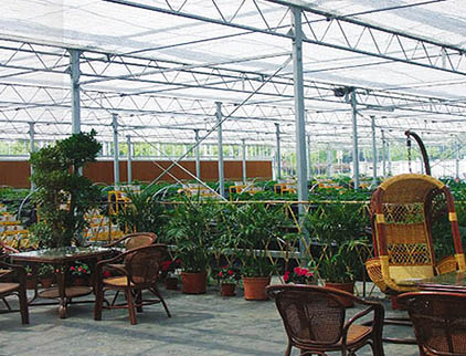 生态农业温室厂家