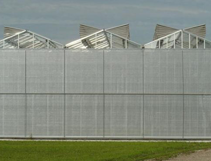 阳光板智能温室工程