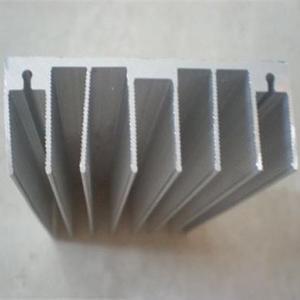平板散热器铝型材
