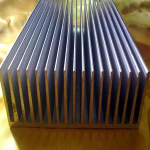 铝合金散热型材