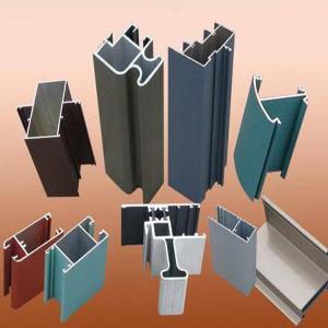 鋁合金門窗幕墻型材