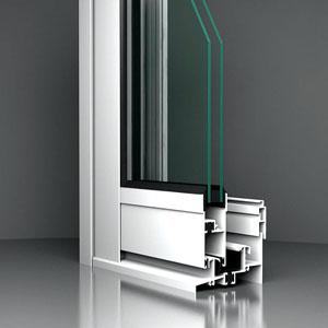 建筑铝门窗型材