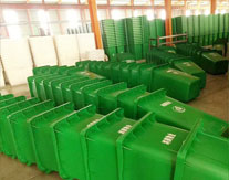 塑料垃圾桶厂家