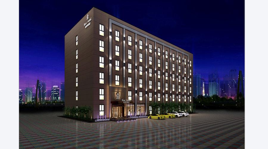 贵州酒店装修