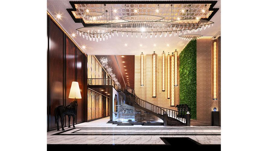 酒店宴会厅装修设计