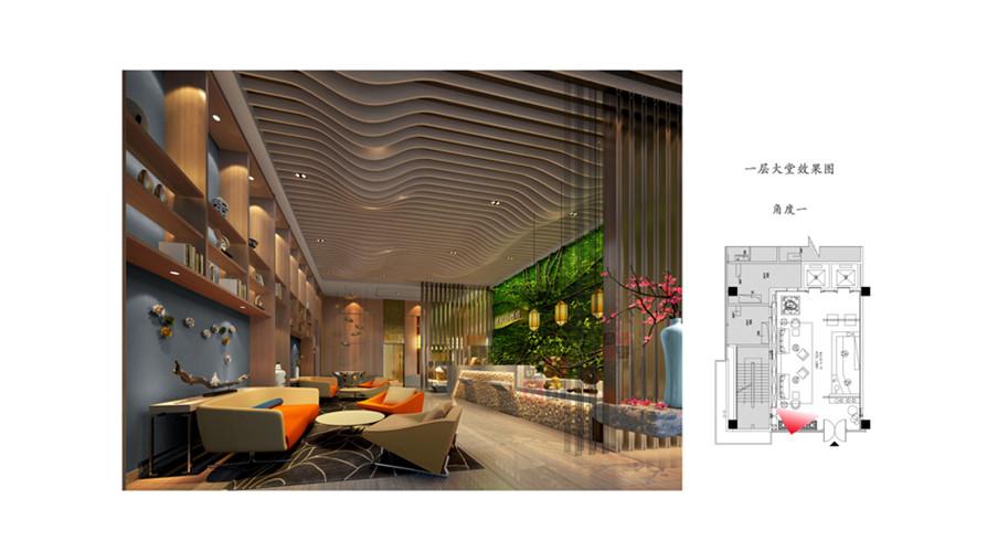 贵阳酒店装修设计