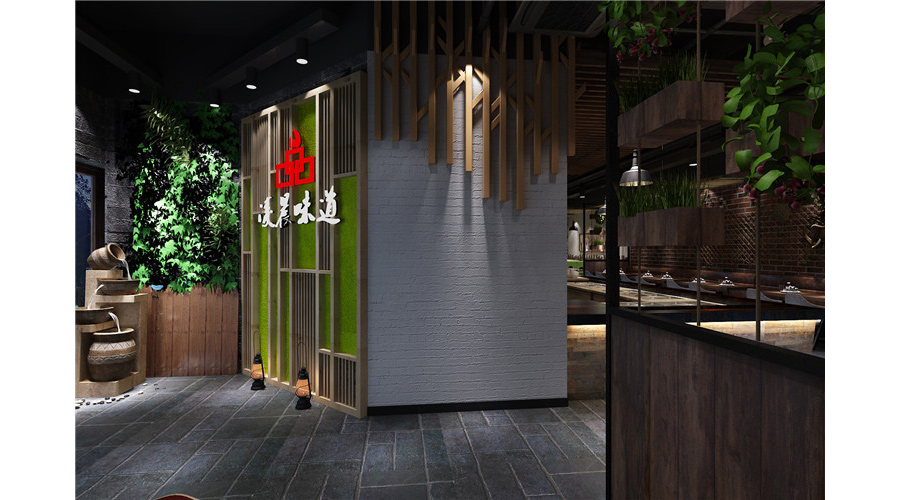 餐厅装潢设计