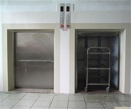 杂物电梯质量