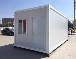 箱式房设计施工