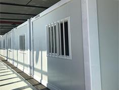 移动箱式房安装