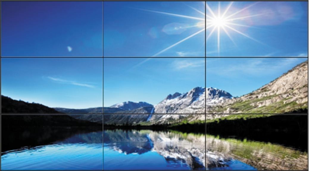 LCD液晶拼接显示屏