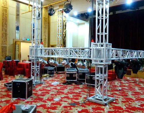 贵阳庆典舞台搭建