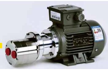 NP系列微型磁力齿轮泵