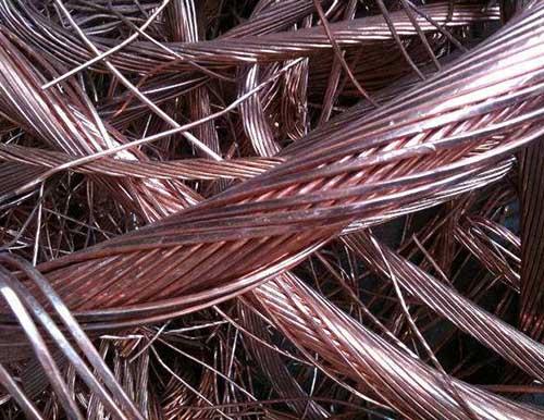 金属资源回收