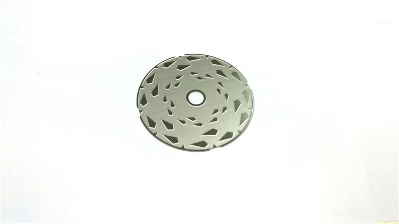 纳米粉料机磨粉刀板