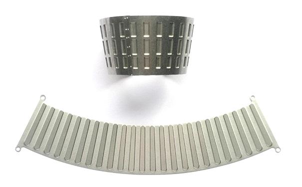 蚀刻金属环