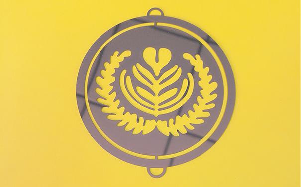 蚀刻工艺品植物