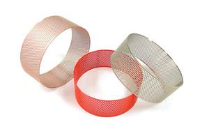 蚀刻不锈钢网-无缝焊接
